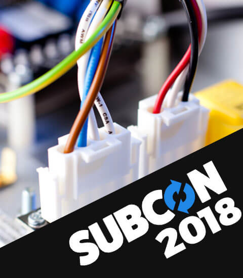 SIC will exhibiting at Subcon 2018