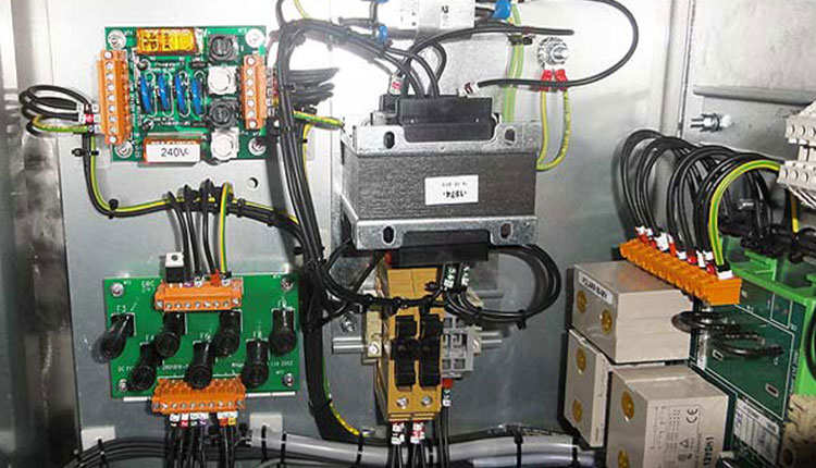 Panel Wiring - UK Leading Control and Panel Wiring Manufacturers on